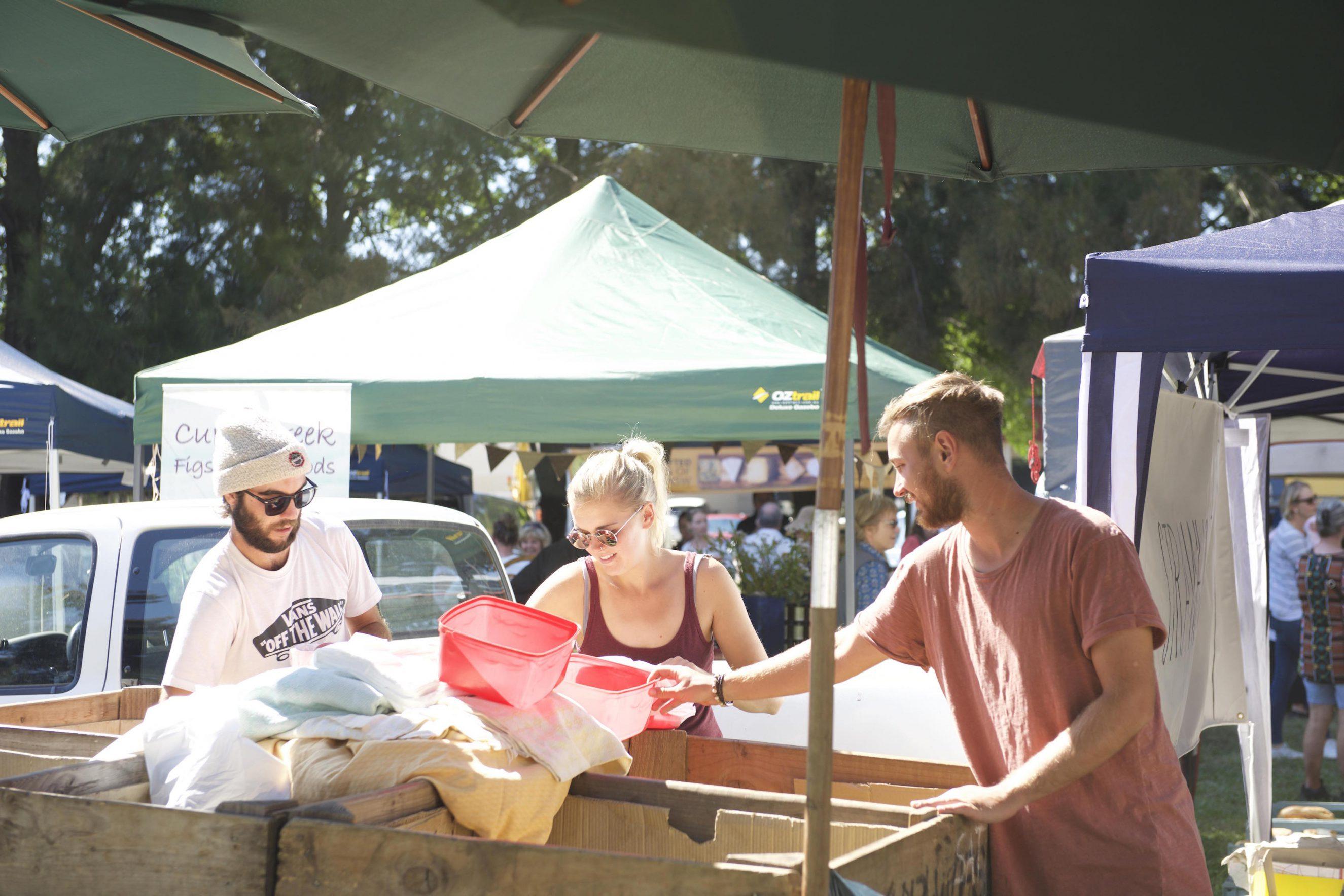 Stallholders Orange Farmers Market 4